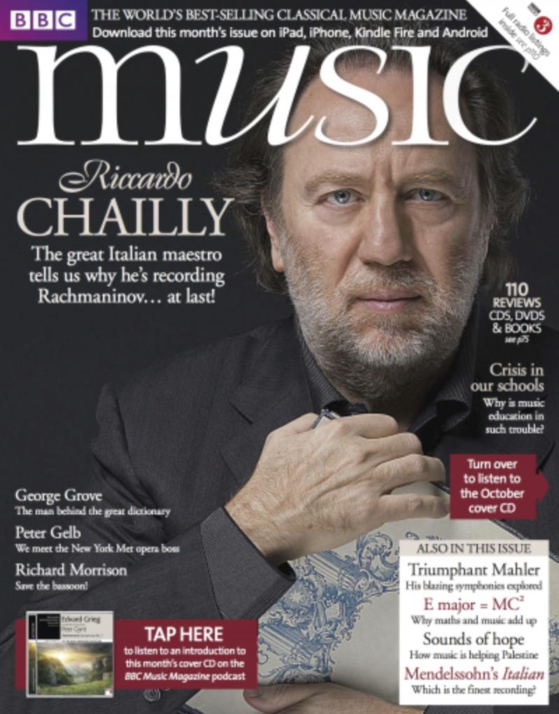 Alpesh Chauhan: BBC Music Magazine's Rising Star