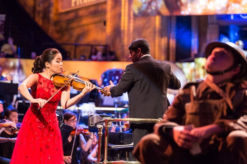 Stellar reviews for Alpesh's Proms debut with the BBC Philharmonic