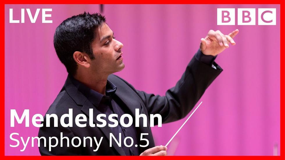 BBC Scottish Symphony Orchestra concert videos with Alpesh online now!