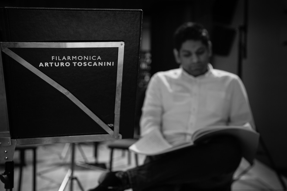 Alpesh's second season as Principal Conductor of the Filarmonica Arturo Toscanini announced!