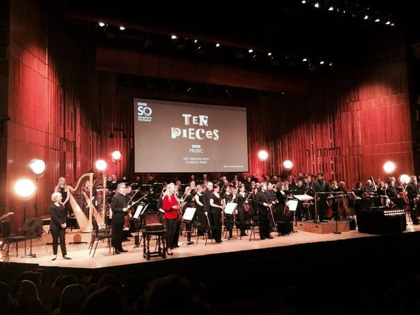 Alpesh and the BBC Symphony Orchestra