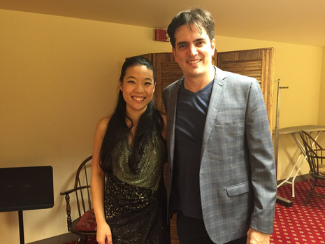 Second Masterworks Concert Review