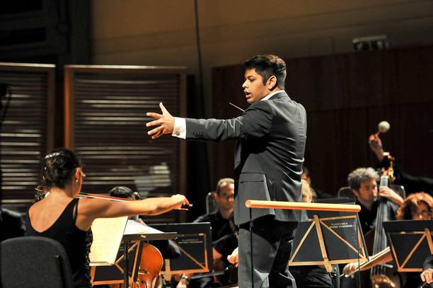 Filarmonica Arturo Toscanini Announces First Season With Alpesh as Principal Conductor
