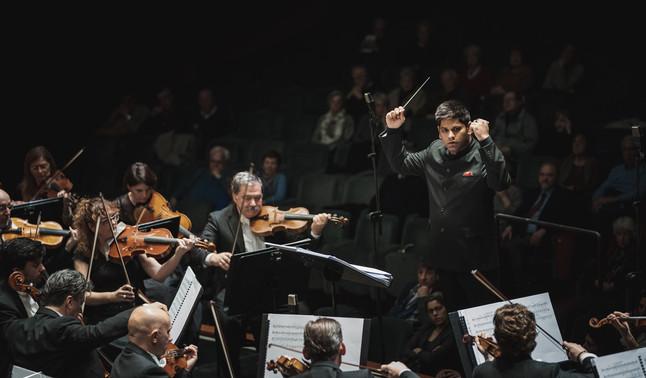 BBC Scottish Symphony Orchestra announces Alpesh as Associate Conductor