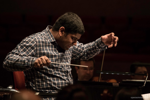 CBSO announces Alpesh as new Assistant Conductor