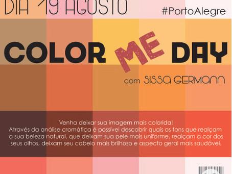 "O primeiro ""Color Me Day"" Porto Alegre"