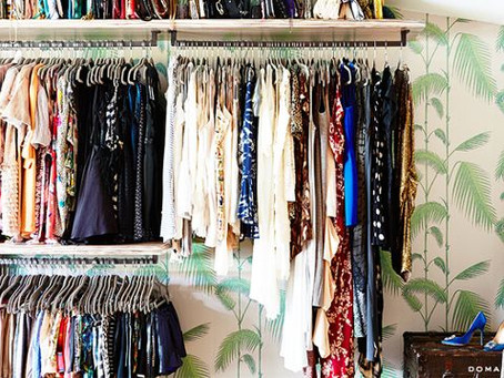 DESAFIO: MINI CLOSET CLEANING