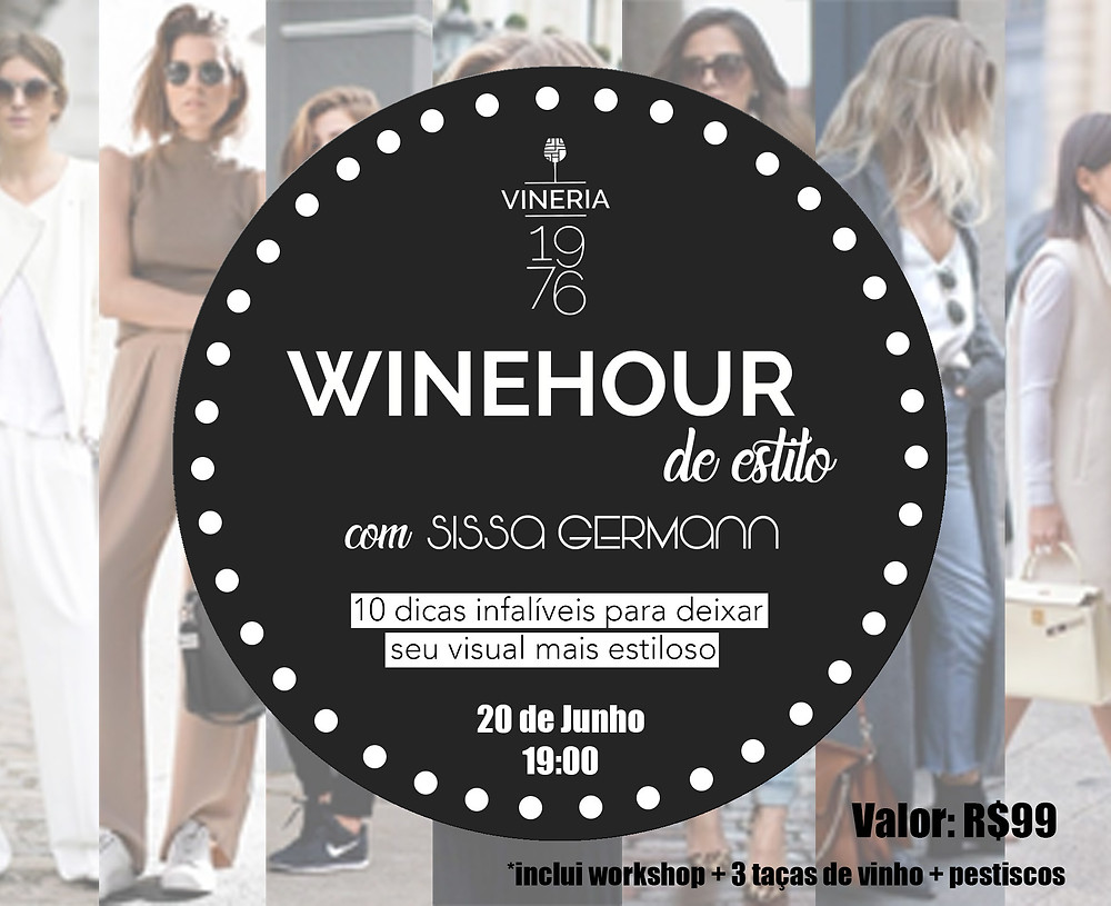 Banner winehour vineria