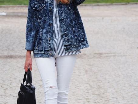 Item Essencial: Jaqueta Jeans