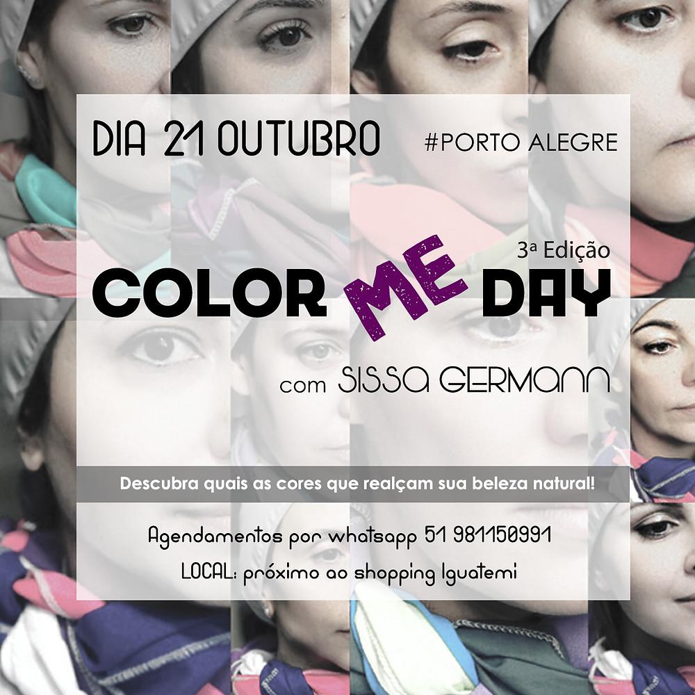 Color Me Day Porto alegre outubro