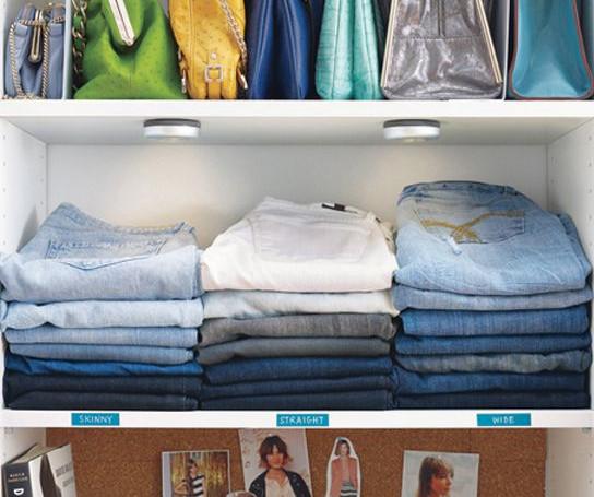 jeans pilha