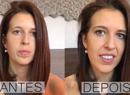 A importância de uma maquiagem básica na nossa rotina!