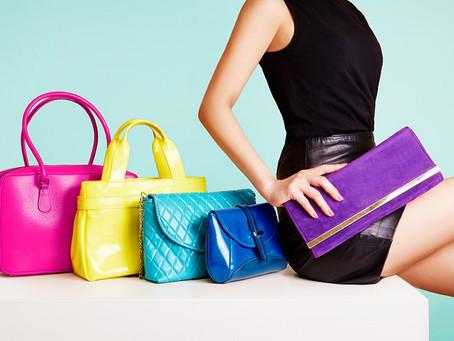 Bolsas coloridas: Um guia para novatas.
