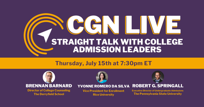CGN Live: July