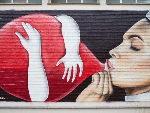Conosciamo l'anemia attraverso lo street art: un invito a donare il sangue