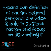 SLCE Anti-racism Commitment 1
