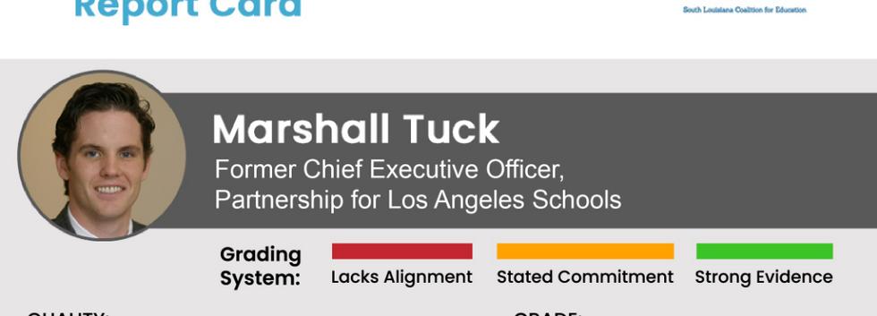Marshall Tuck