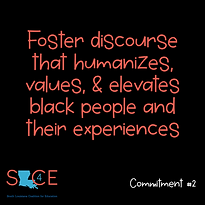 SLCE Anti-racism Commitment 2