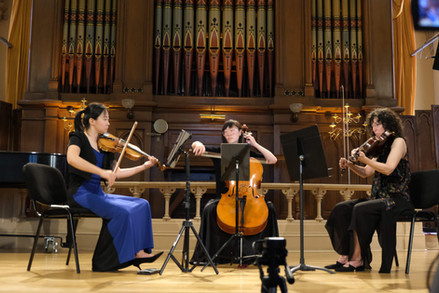 The Orchid Trio @ The Old Church