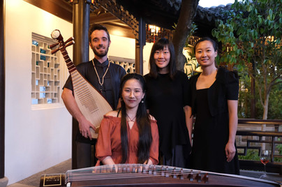 LanSu Chinese Garden performance