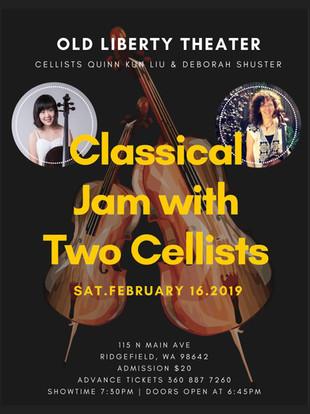 Cello Jam
