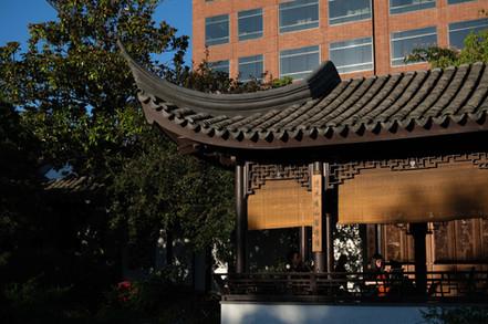 LanSu Chinese Garden