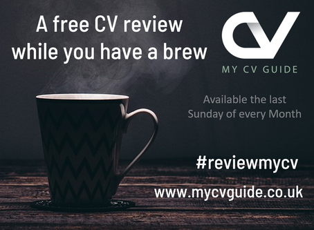 Review My CV: A Free CV Review offering from My CV Guide