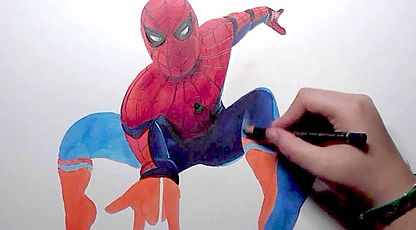 spiderman_enfants_Palenque_Geneve_Activi