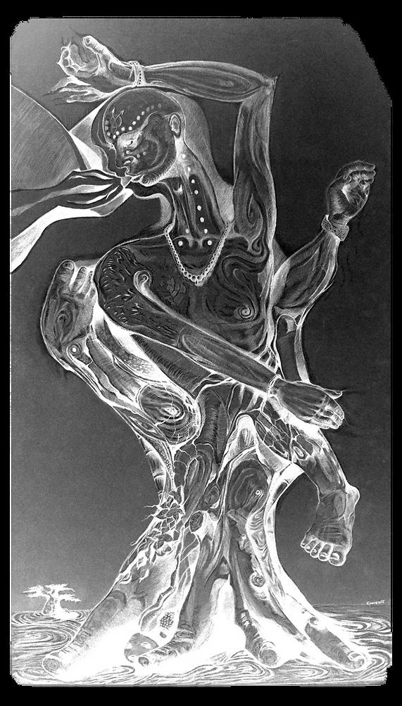 David Candebat Art