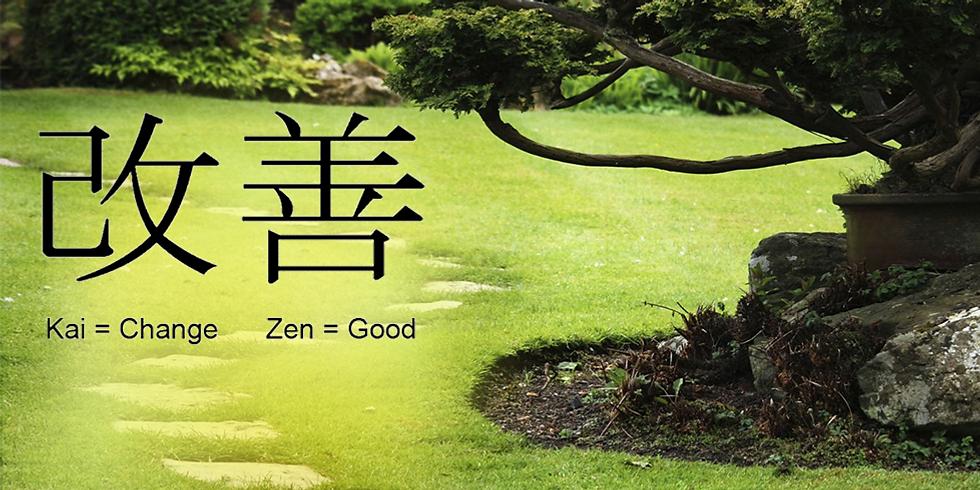 """Atelier """"La méthode Kaizen: comment transformer sa vie pas à pas?"""""""