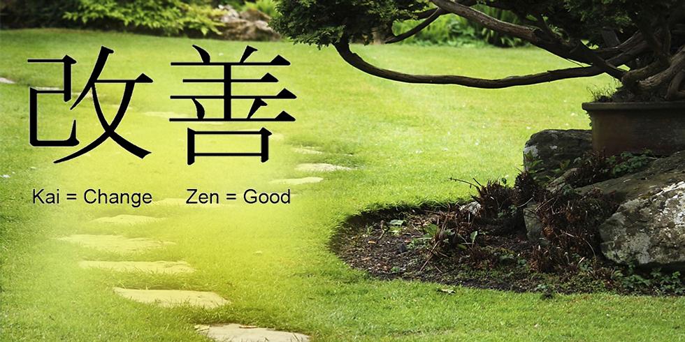 """Atelier """"La méthode Kaizen: améliorer son environnement de travail pas à pas"""""""
