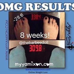 Last day to sign up for the #doingthemyya body transformation contest! Myyamixon