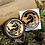 Thumbnail: Embroided Badge & Sticker Set