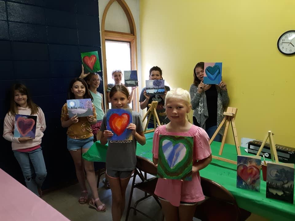 art camp 1