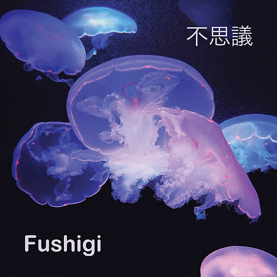 "Fushigi - Limited Edition 12"" Translucent Purple Vinyl"