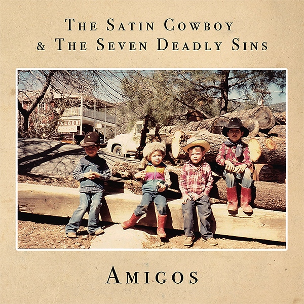 Amigos Album Cover