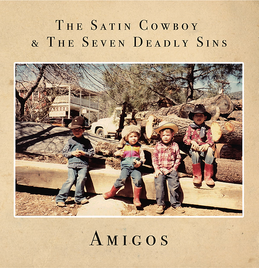 Amigos - Limited Edition CD