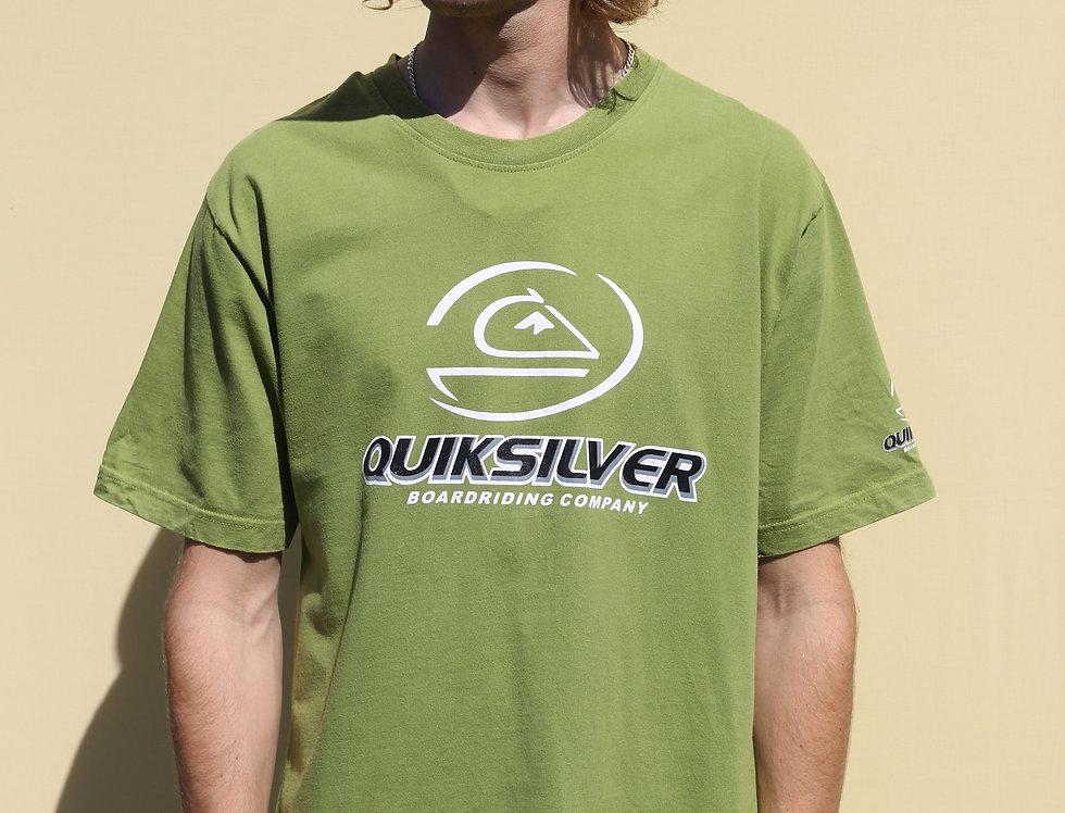 Bootleg Quiksilver T