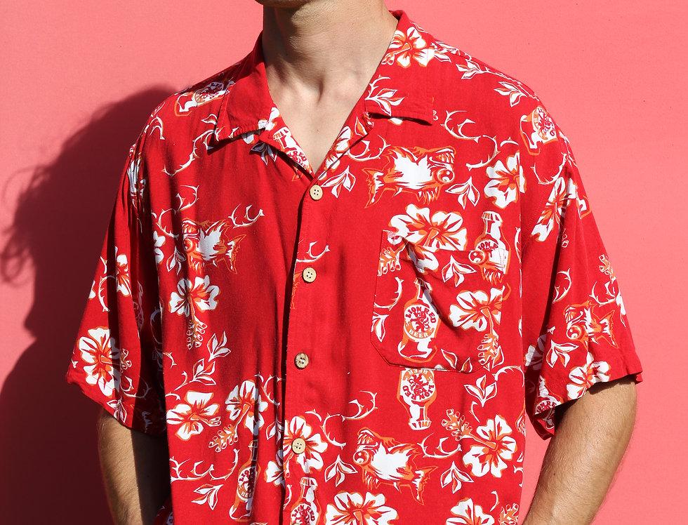 Lion Red Shirt
