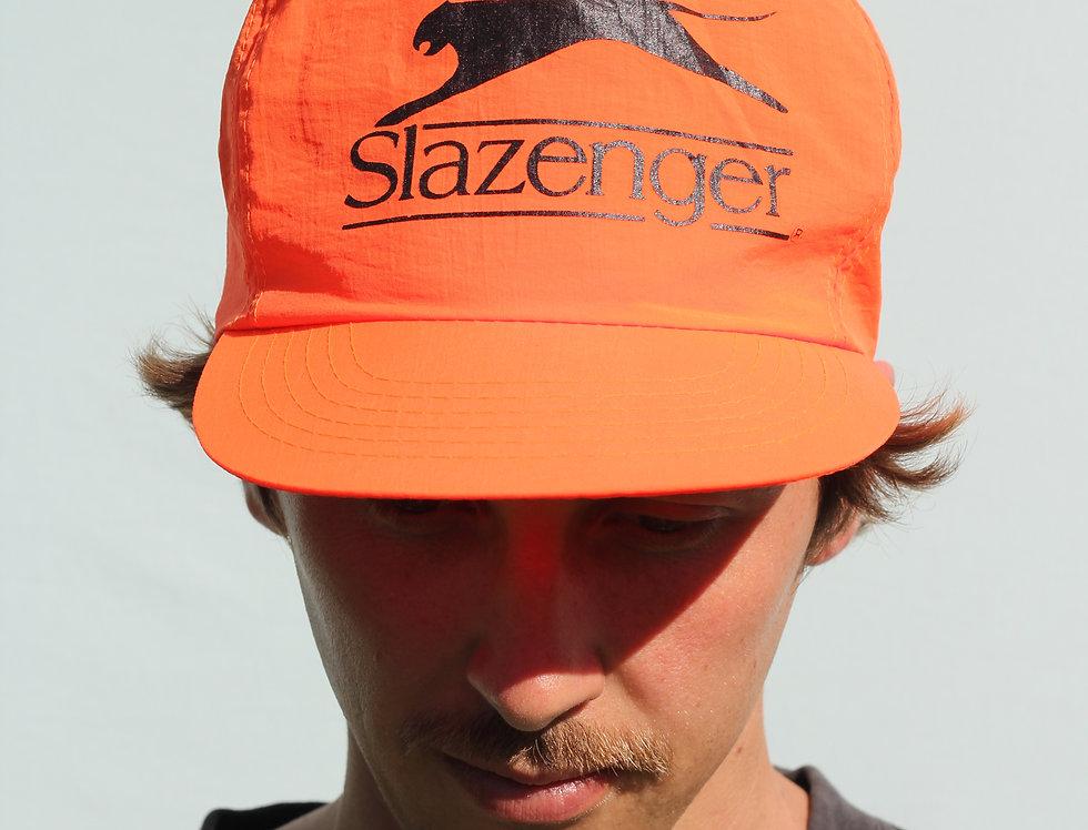 Fluro Slazenger Hat