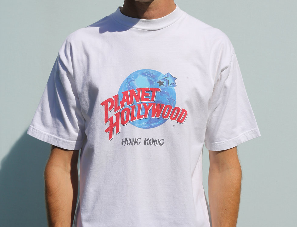 Vintage Planet Hollywood T