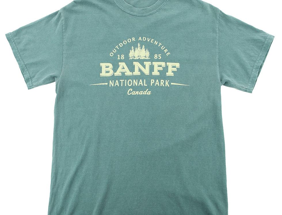 Banff Canada T