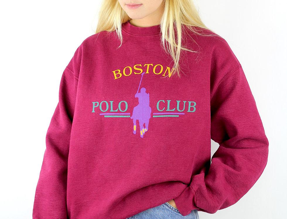Boston Polo Club Crew Neck