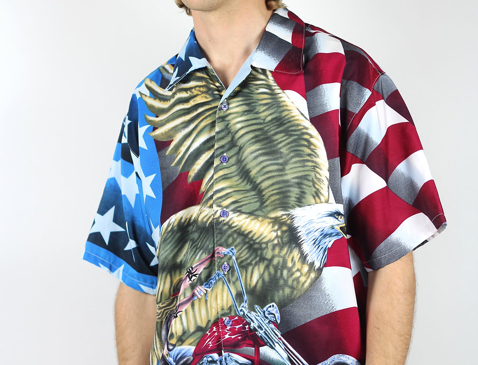 American Button Up
