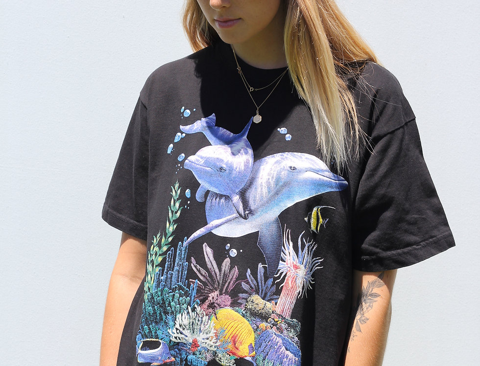 Dolphin Stickers T