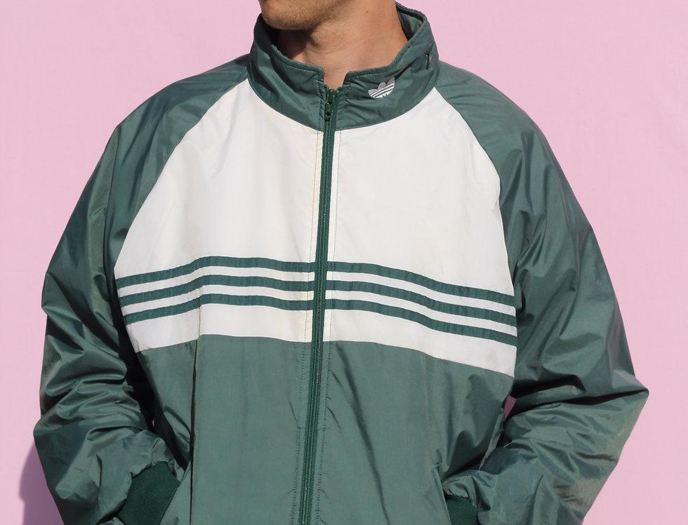 Adidas Classic Green Jacket