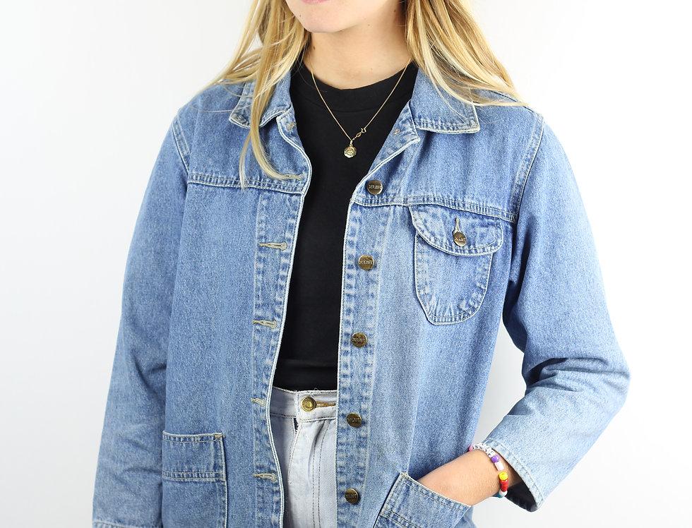 XLNT Jeans Jacket