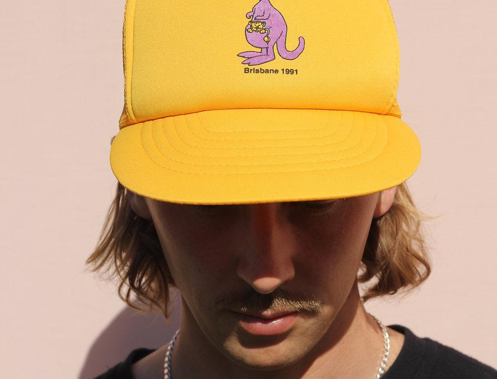 Brisbane 1991 Vintage Trucker Hat