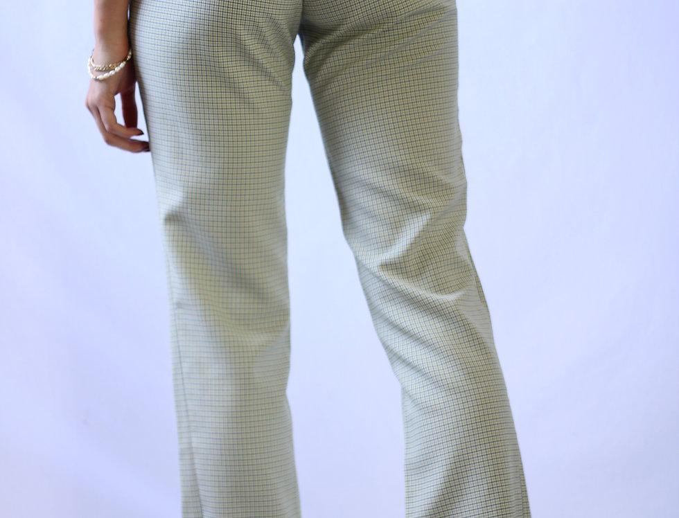 Girls Rule Tartan Pants