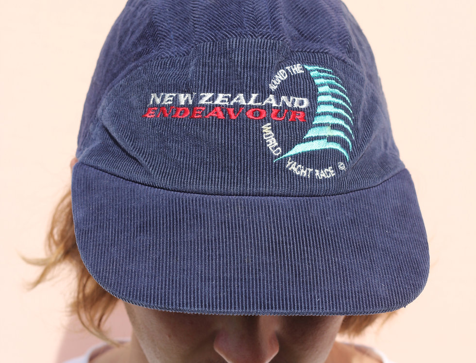 New Zealand Endeavour Corduroy Hat